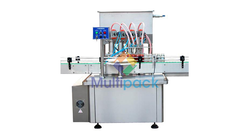 salsa filling machine