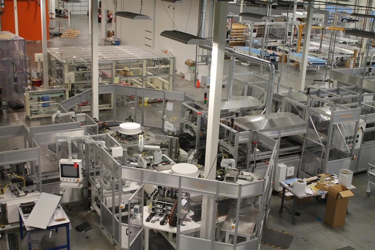 Filling and Packaging - Contract Manufacturing -1