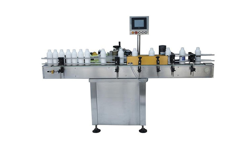 Bottle Sticker Labeling Machine Self Adhesive Labeler