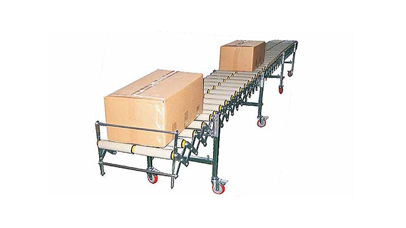 Gravity Roller Conveyor Multipack