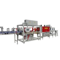 Bundle Shrink wrapper machine, Shrink Wrap machine
