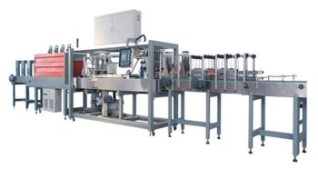 Shrink Wrap machine - Bundle